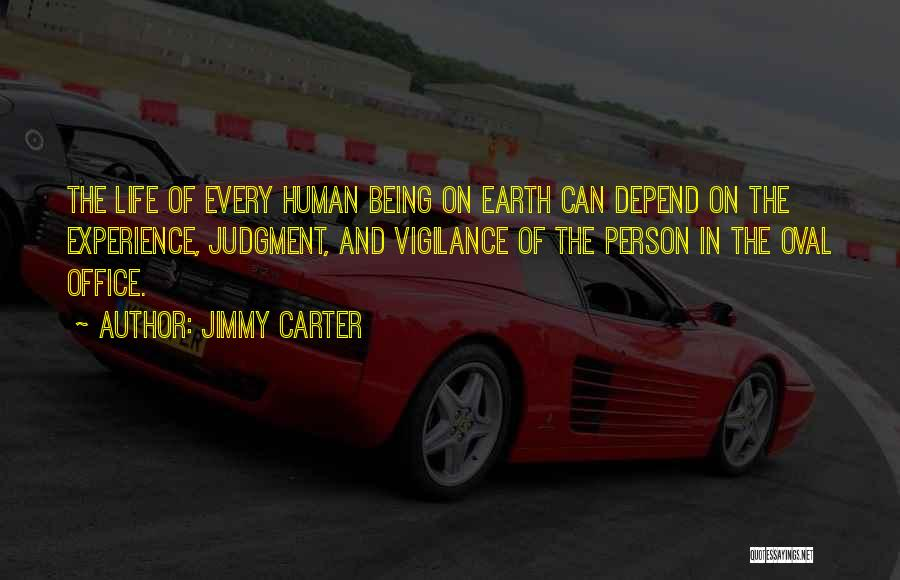 Oval Office Quotes By Jimmy Carter