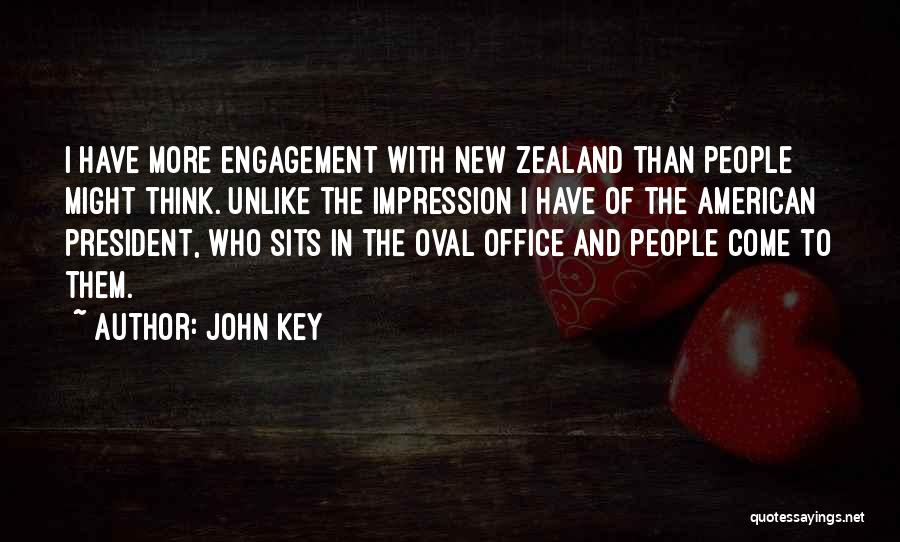 Oval Office Quotes By John Key