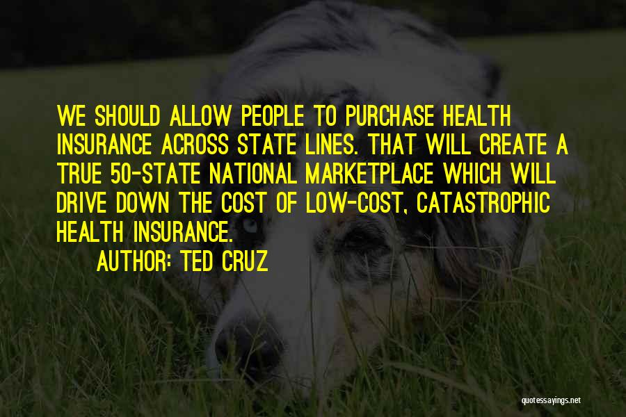 Over 50 Insurance Quotes By Ted Cruz