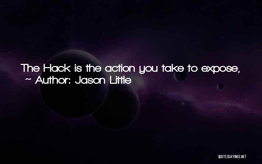 Over Complicate Quotes By Jason Little