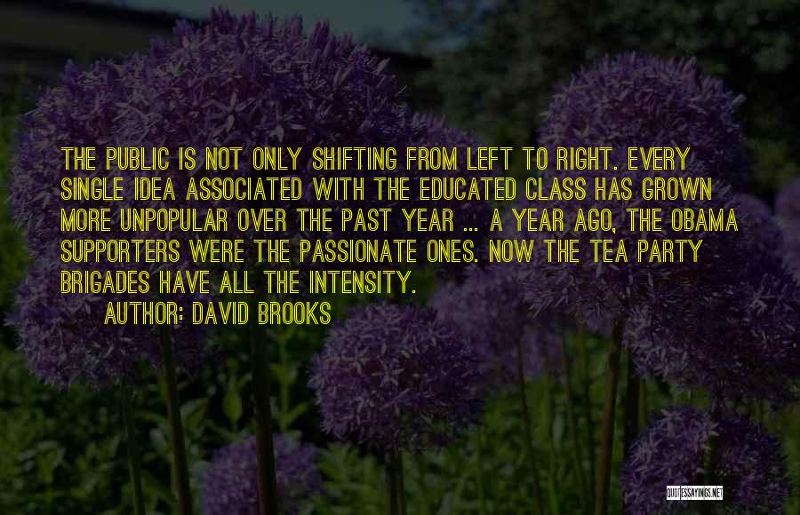 Over Educated Quotes By David Brooks