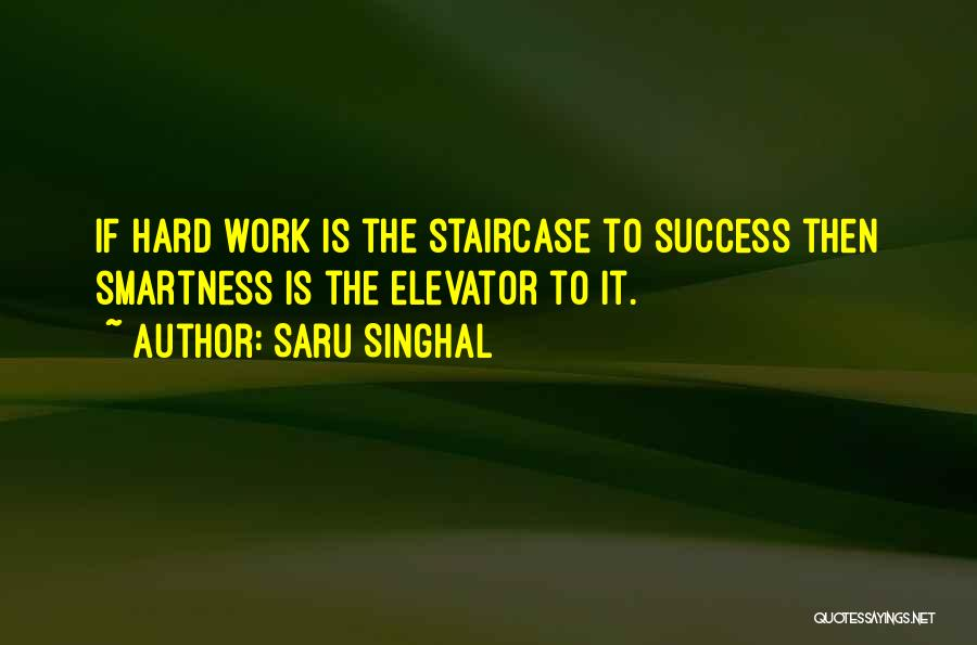 Over Smartness Quotes By Saru Singhal