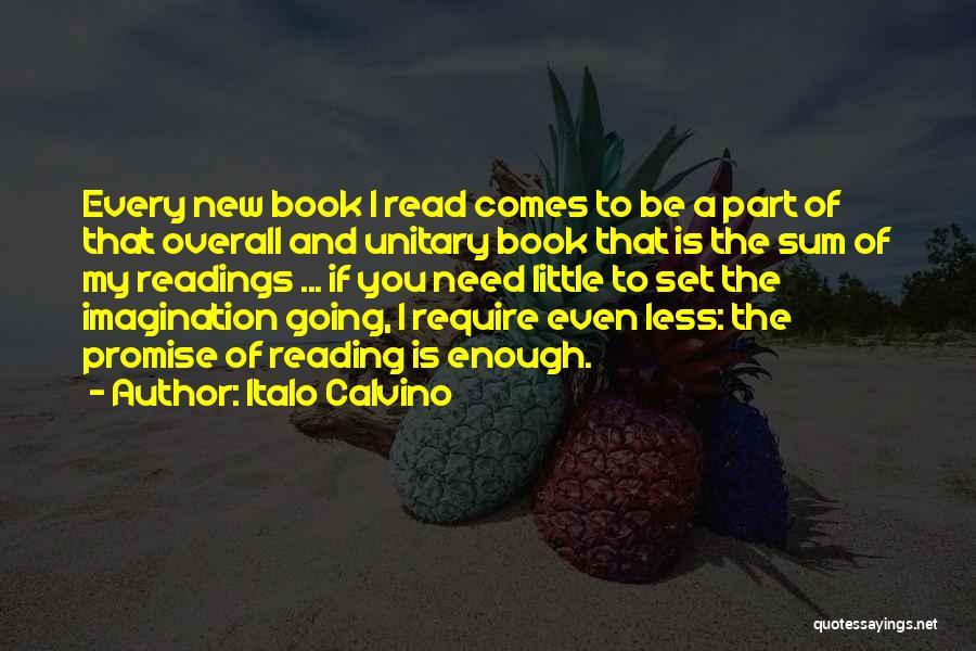 Overall Quotes By Italo Calvino