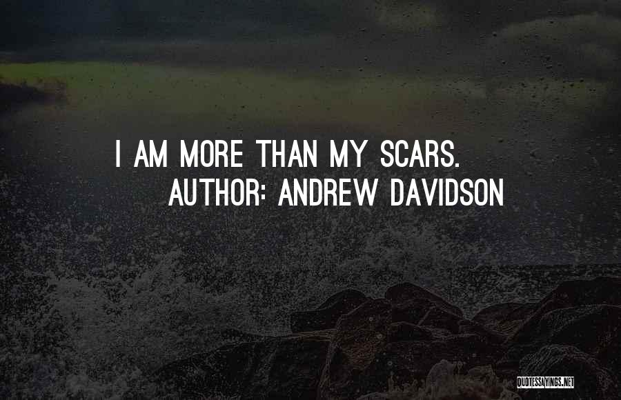 Overcoming Obstacles Quotes By Andrew Davidson