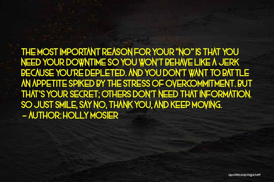 Overcoming Obstacles Quotes By Holly Mosier
