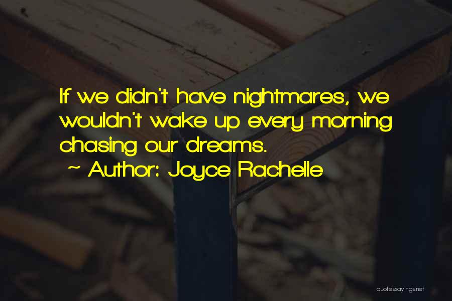 Overcoming Obstacles Quotes By Joyce Rachelle