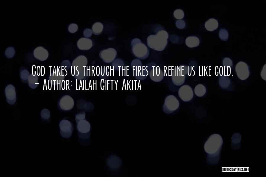 Overcoming Obstacles Quotes By Lailah Gifty Akita