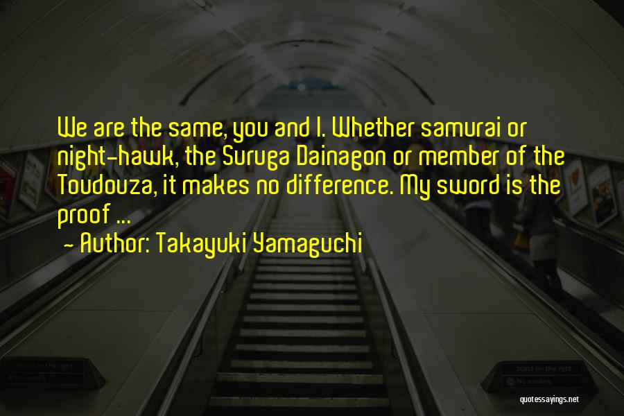 Overcoming Obstacles Quotes By Takayuki Yamaguchi