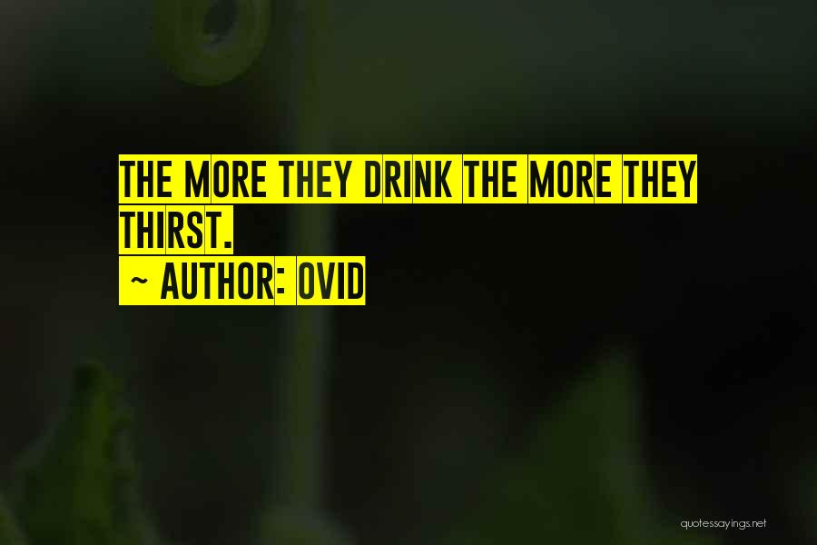 Ovid Quotes 1030265