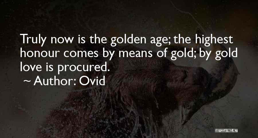Ovid Quotes 1053746