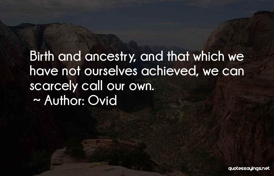 Ovid Quotes 1057178