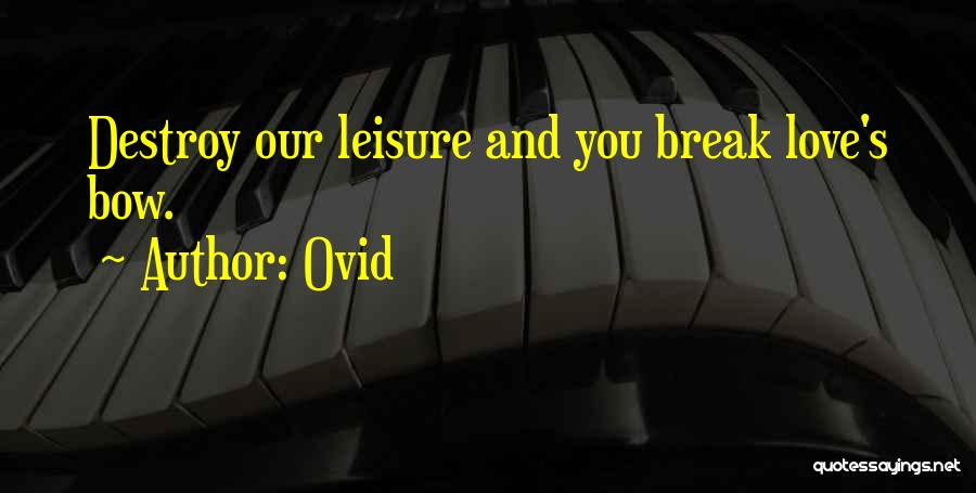 Ovid Quotes 1211943