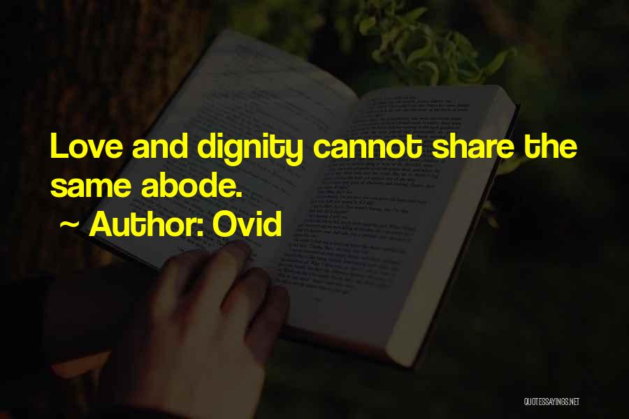 Ovid Quotes 1214431