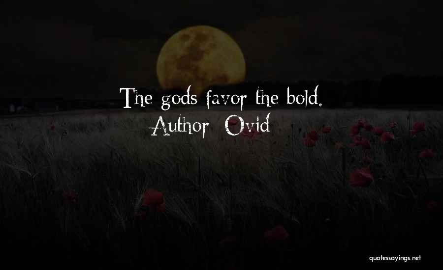 Ovid Quotes 1306740
