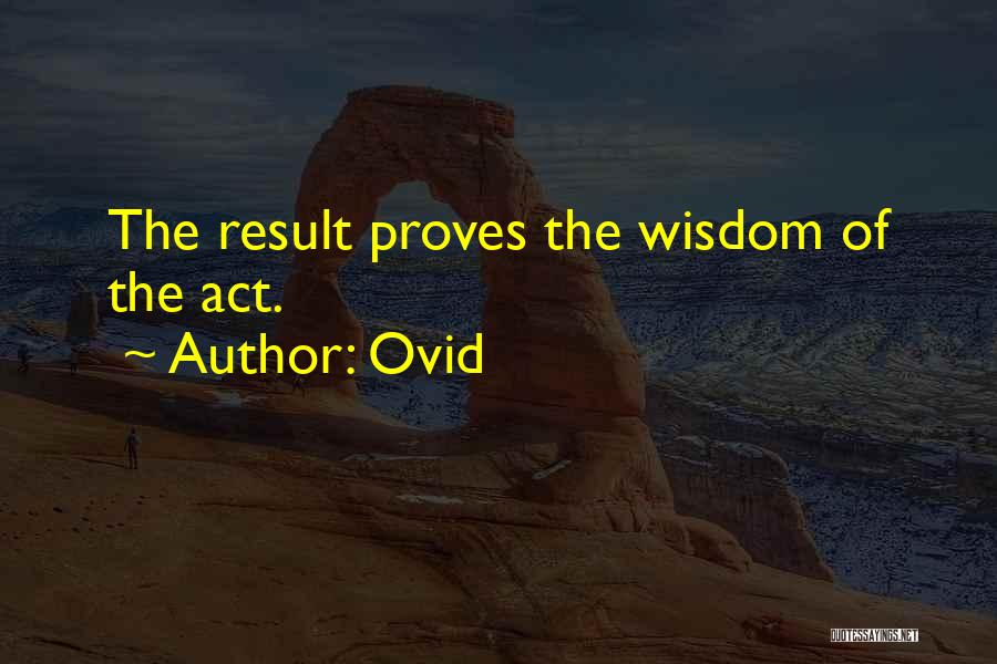 Ovid Quotes 1422329
