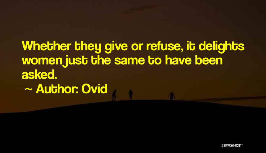 Ovid Quotes 1493687