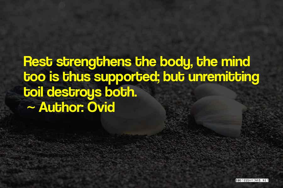 Ovid Quotes 1515487