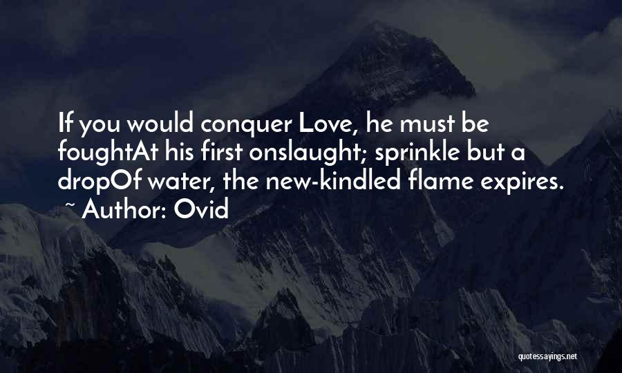 Ovid Quotes 1904532
