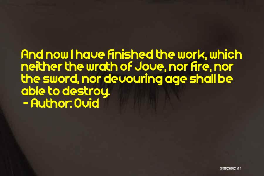 Ovid Quotes 197481