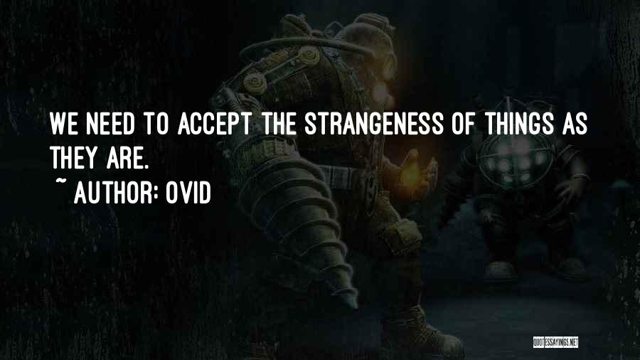 Ovid Quotes 2239668