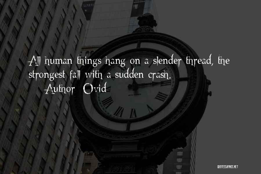 Ovid Quotes 888074