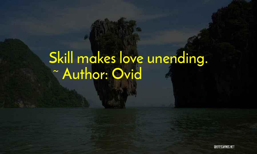 Ovid Quotes 981715