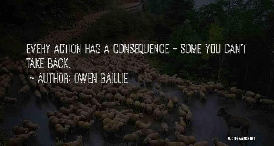 Owen Baillie Quotes 630538