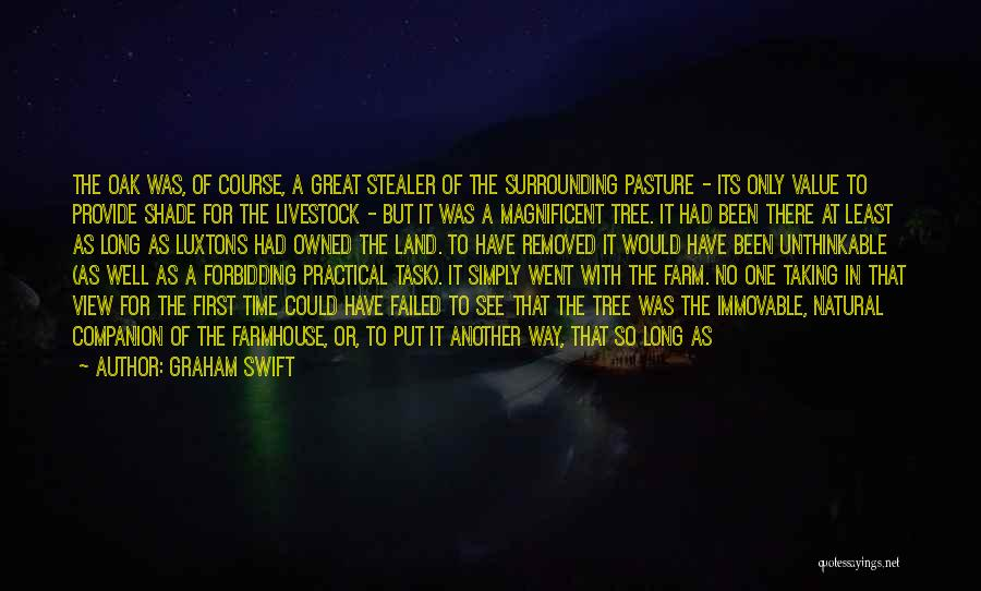 Owned Quotes By Graham Swift