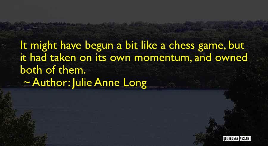 Owned Quotes By Julie Anne Long