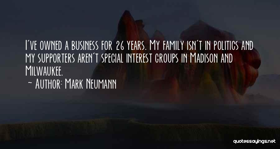 Owned Quotes By Mark Neumann