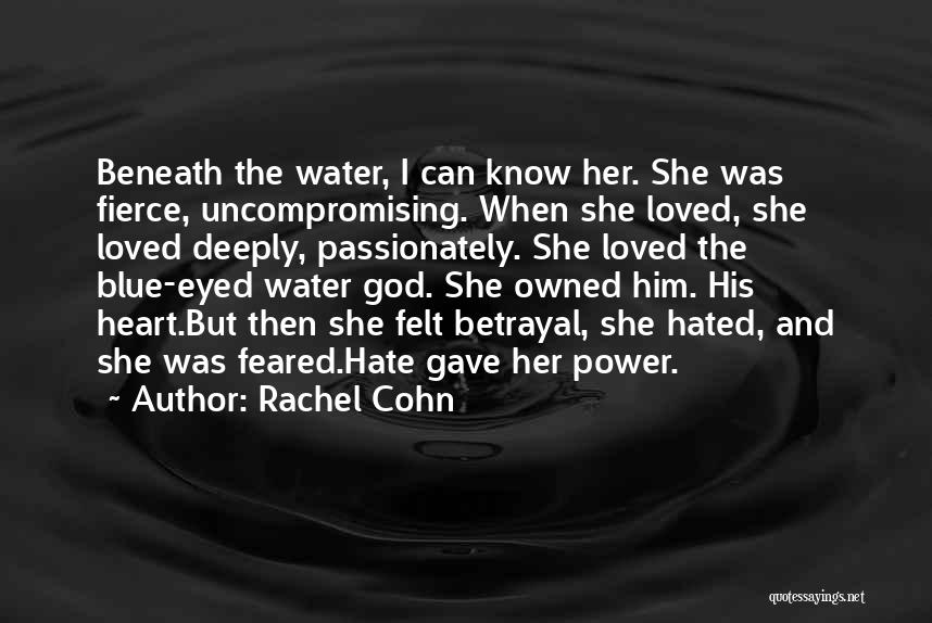 Owned Quotes By Rachel Cohn