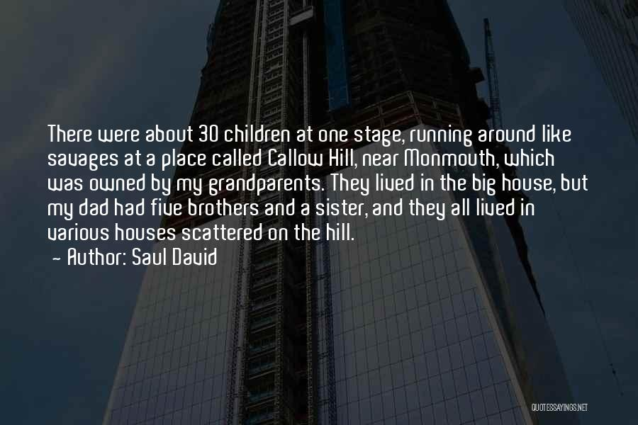 Owned Quotes By Saul David