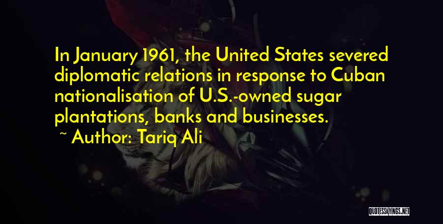 Owned Quotes By Tariq Ali
