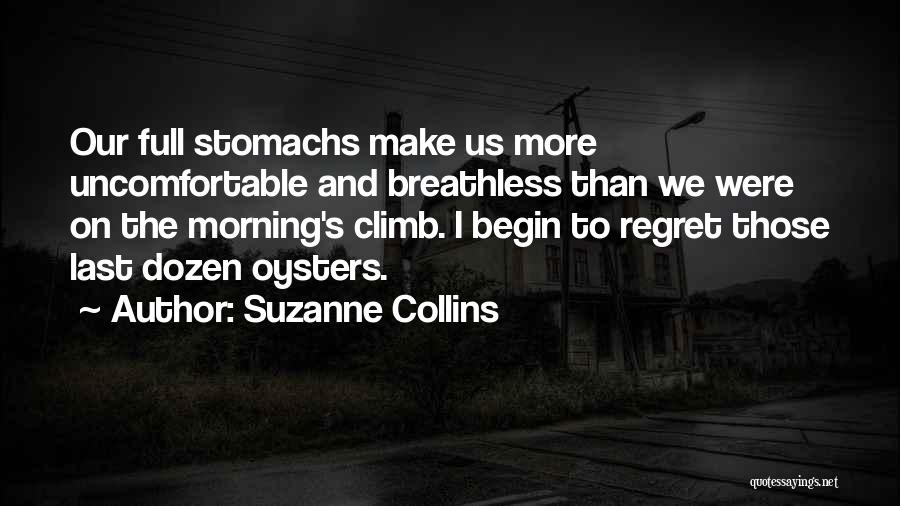 Oysters Quotes By Suzanne Collins
