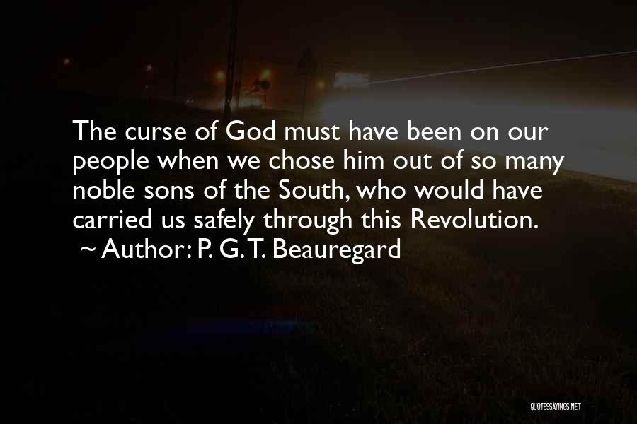 P. G. T. Beauregard Quotes 657610