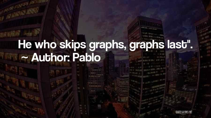 Pablo Quotes 1185241