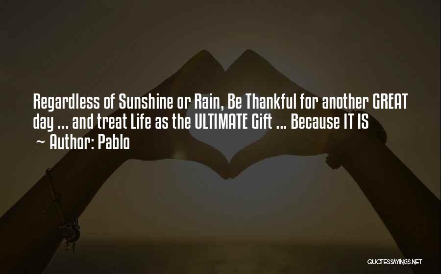 Pablo Quotes 237181