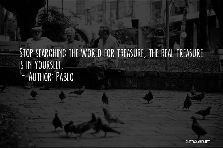 Pablo Quotes 388941