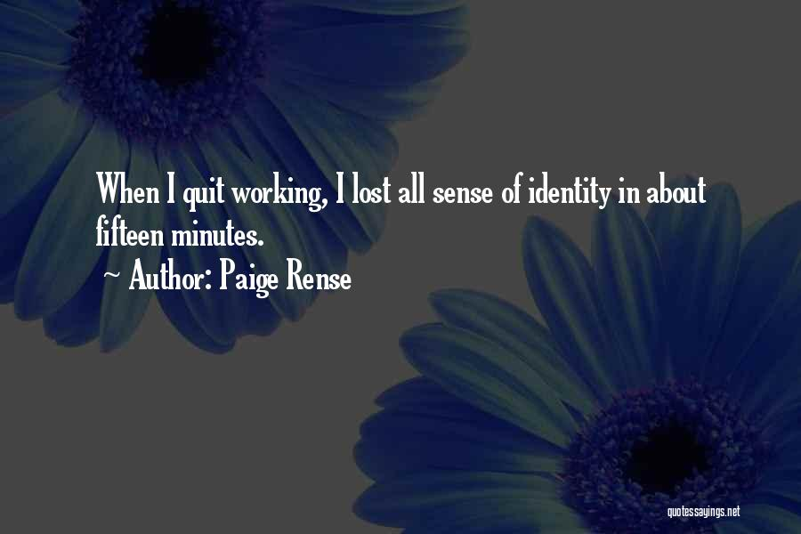 Paige Rense Quotes 487637