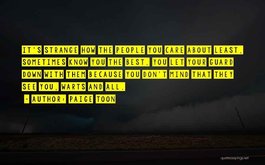 Paige Toon Quotes 1613602