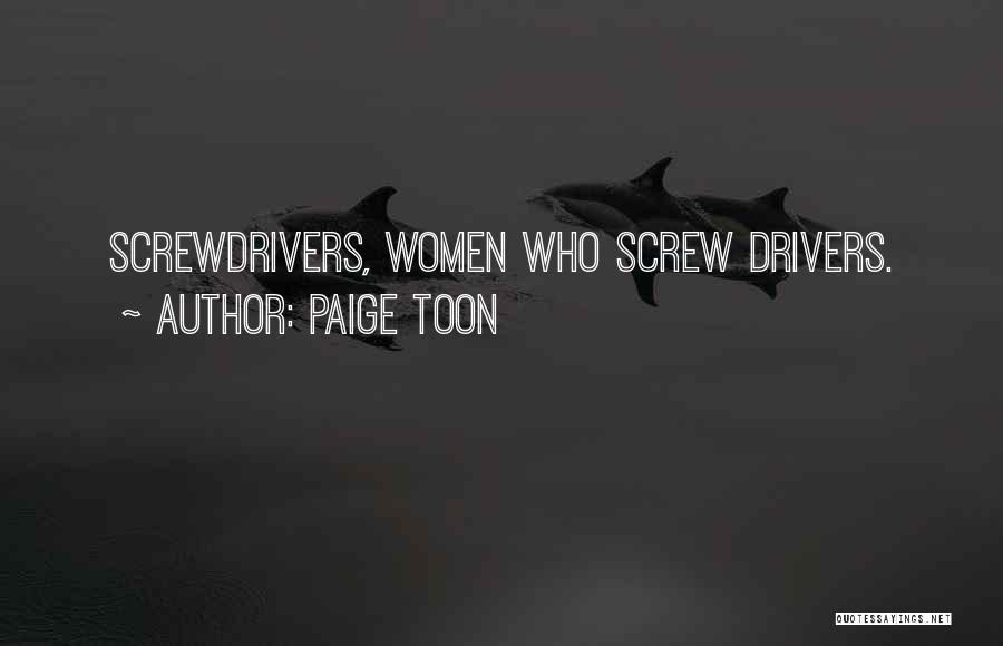 Paige Toon Quotes 468825