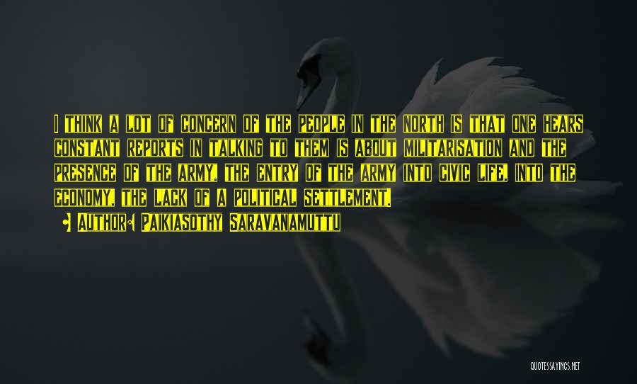 Paikiasothy Saravanamuttu Quotes 2131571