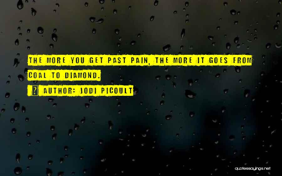 Pain From The Past Quotes By Jodi Picoult