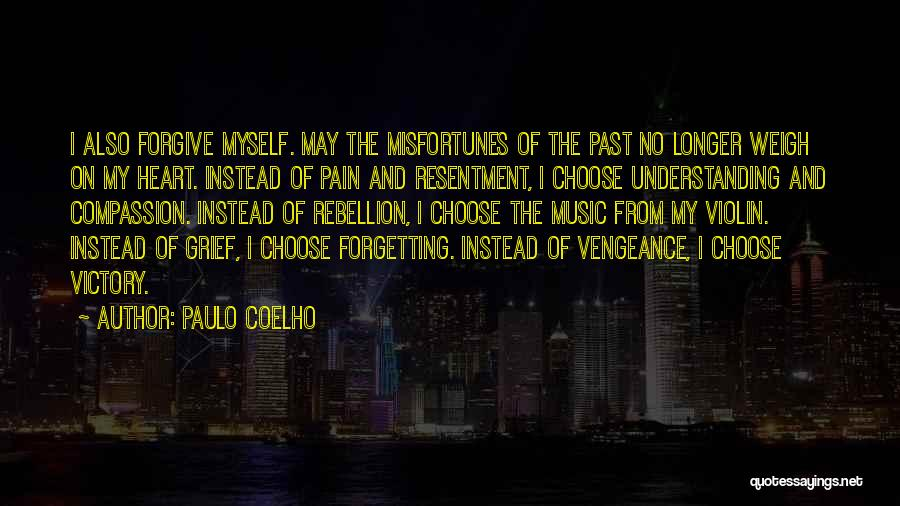 Pain From The Past Quotes By Paulo Coelho