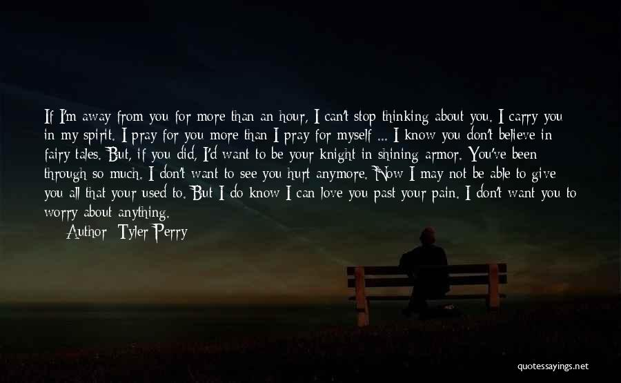 Pain From The Past Quotes By Tyler Perry