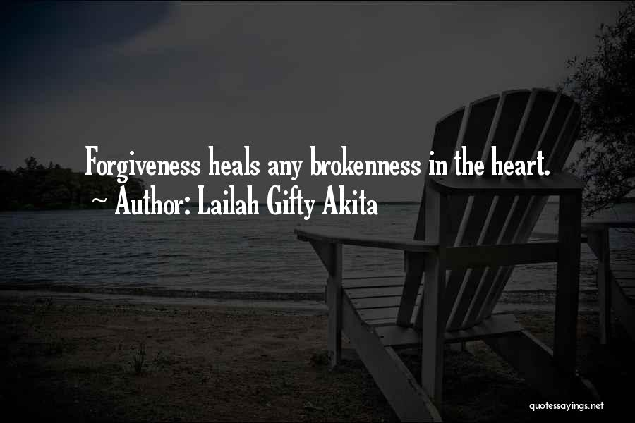 Pain Heals Quotes By Lailah Gifty Akita