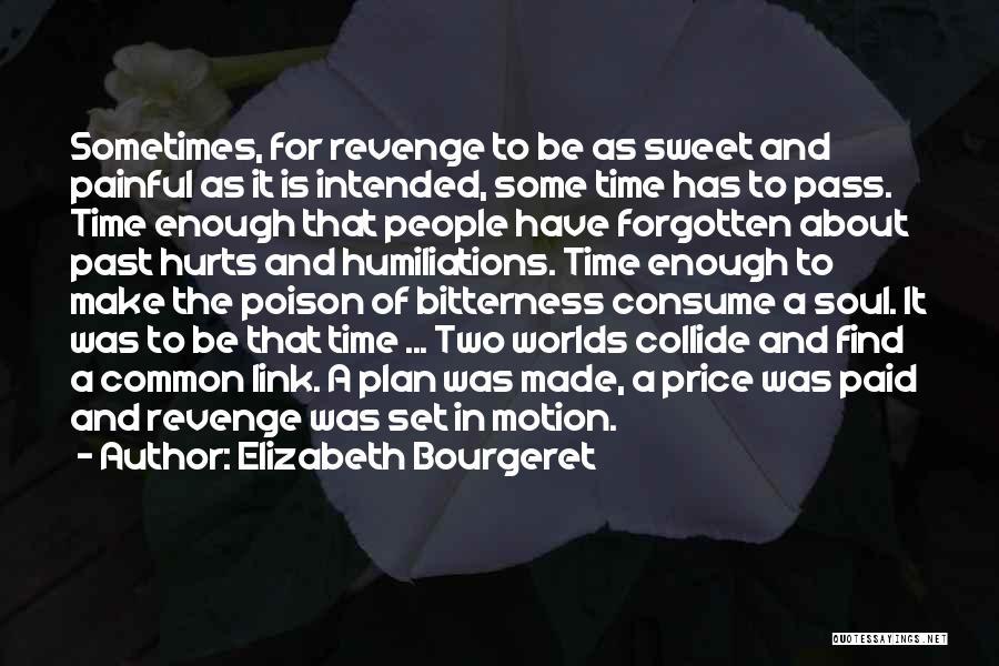 Painful Soul Quotes By Elizabeth Bourgeret