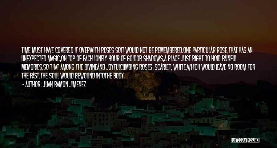 Painful Soul Quotes By Juan Ramon Jimenez