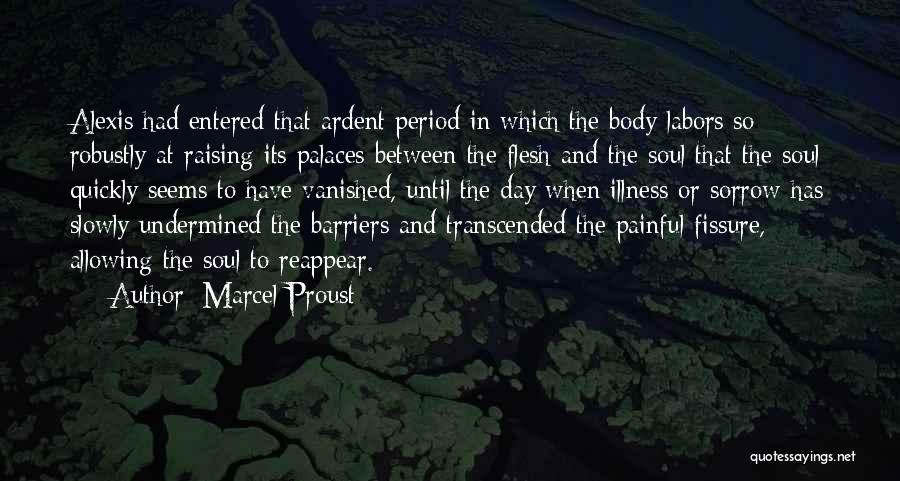 Painful Soul Quotes By Marcel Proust