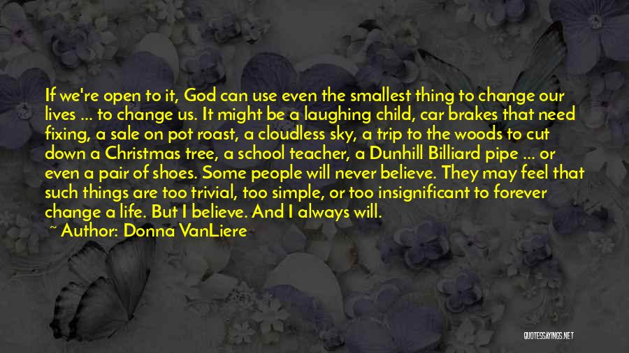 Pair Of Shoes Quotes By Donna VanLiere